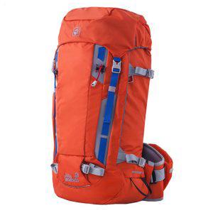 Balo jack-wolfskin-mountaineer-36 Red