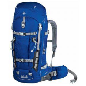 Balo Jack Wolfskin Mountaineer 48L Blue